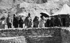 Tourists and souvenir hunters visit the tomb of Egyptian pharaoh Tutankhamun, discovered by Howard Carter, in the Valley of the Kings in Lux...