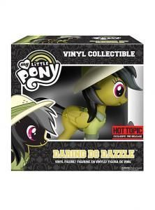 My Little Pony Daring Do Dazzle Vinyl Figure Hot Topic Exclusive by Funko From Krossmyheart Creations