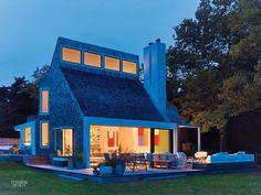 Meyer Davis Studio Reinvents a Modernist Beach House in East Hampton