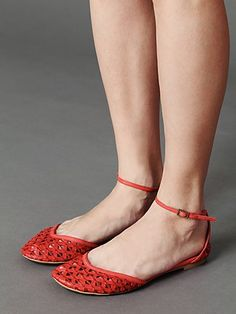 Jeffrey Campbell Lilianna Flat at Free People Clothing Boutique