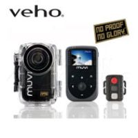 I'm learning all about Action Camera Veho Muvi 1080p HD NPNG at @Influenster!