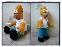háčkovaný Homer