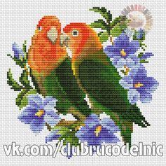 Gallery.ru / Фото #4 - 6 - kento Cross Stitch Boards, Cross Stitch Needles, Cross Stitch Rose, Simple Cross Stitch, Cross Stitch Animals, Cross Stitch Flowers, Cross Stitch Tutorial, Easy Cross Stitch Patterns, Cross Stitch Designs
