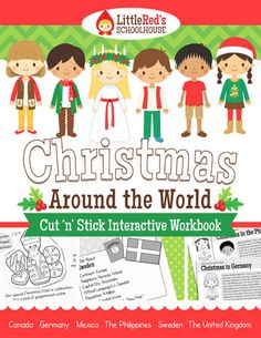 Introducing...Christmas Around the World!