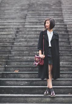 Robe ou chemise ? | Le monde de Tokyobanhbao: Blog Mode gourmand