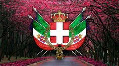 """National Anthem of the Kingdom of Italy (1861-1943) - """"Marcia Reale d'Or..."""