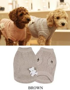 Dog Sweaters GlamourDogs.ie