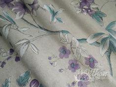 Ophelia lila türkiz virágos sötétítő