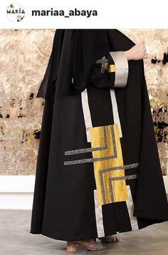 Modesty Fashion, Abaya Fashion, Muslim Fashion, Fashion Outfits, Estilo Abaya, Modern Abaya, Iranian Women Fashion, Abaya Designs, Stylish Clothes For Women