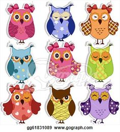 Owl Happy stock photos and royalty-free images, vectors and illustrations Cartoon Owl Images, Cute Owl Cartoon, Cartoon Birds, Owl Pictures, Stock Pictures, Owl Vector, Vector Art, Vector Stock, Clip Art