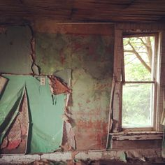 Abandoned Farmhouse Burke South Dakota