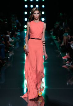 ELIE SAAB Ready-to-Wear Spring Summer 2015