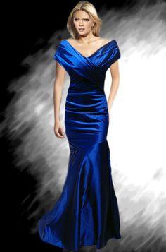 שמלת ערב מתוך קולקציה חדשה של שמלות ערב