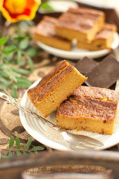 Ciasto z batatów Gluten Free Recipes, Cornbread, Free Food, French Toast, Food And Drink, Dinner, Breakfast, Cake, Sweet