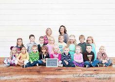 kindergarten group photography - Google Search