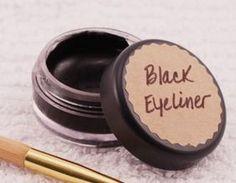 Homemade Eyeliner - Health Starts in the Kitchen http://amzn.to/2tGUGWx