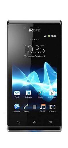 Deldure.com   Sony Xperia J (Black)
