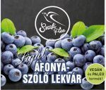 Szafi Free Áfonya-szőlő lekvár 350g Blueberry, Free, Vegan, Blueberries