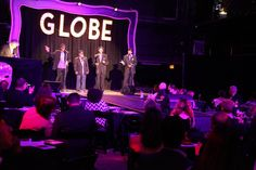 Street Corner Renaissance performing at The Doo Wop Music Hall of Fame Induction Gala.