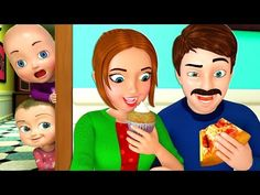 Learn Fun Animals Finger Family Song For Kids Darling Songs, Darling Darling, Rhymes For Babies, Kids Nursery Rhymes, Baby Songs, Kids Songs, Family Songs, Rock A Bye Baby, Cute Baby Bunnies