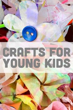 Simple crafts for kids to make