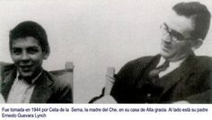 Ernesto Che Guevara - in images and words……: Growing up in Cordoba