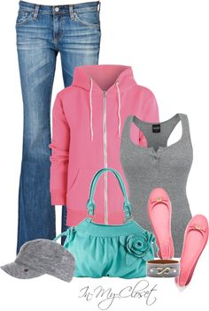 """Bad Hair Day"" by in-my-closet on Polyvore"