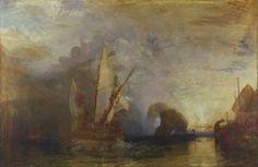 Joseph Mallord Turner - Ulysses deriding Polyphemus https://dashburst.com/david-goldberg/543