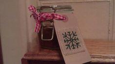 handmade tags and Mary Berry's chutney Mary Berry, Handmade Tags, Handmade Christmas Gifts, Chutney, Berries, Handmade Christmas Presents, Chutneys, Blackberry, Diy Christmas Gifts