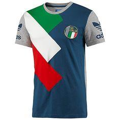 image: adidas Italy Football Tee F77313