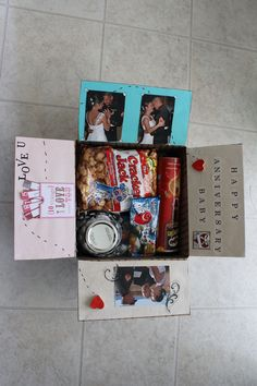 Care Package Ideas -