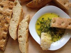 Greek Lagana Bread