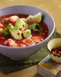 Mexican Crab Soup: Great recipes and more at http://www.sweetpaulmag.com !! @Sweet Paul Magazine
