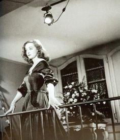 Bette Davis in All About Eve (1950, Twentieth Century Fox) Designer: Edith Head
