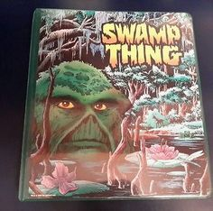 Swamp Thing 1in. Book Binder