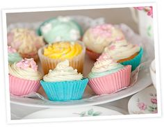 Gluten Free Cupcakes | Healthy & Gluten Free Recipes
