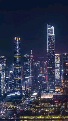 China Destinations, Indian Architecture, Manhattan New York, City Aesthetic, Property Development, Beautiful Buildings, Seattle Skyline, Empire State Building, Skyscraper