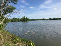 Oxley Nature Center. Tulsa, Ok. Lake Shelly/Recreation Lake inside the Nature Center 804 acres.