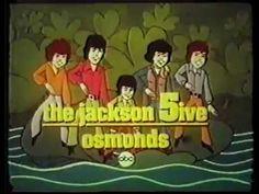 ABC-TV JACKSON 5 and THE OSMONDS Cartoon Promo (1972)