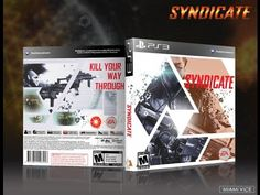 SYNDICATE #GAMINGBACKLOG PLAYSTATION 3 #PS3 REVIEW GAMEPLAY LET'S PLAY