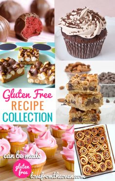 Gluten Free Recipe Collection