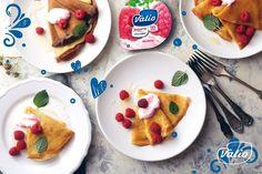 Блинчики — пошаговый рецепт приготовления с фото в домашних условиях Pancakes, Breakfast, Recipes, Food, Morning Coffee, Recipies, Essen, Pancake, Meals