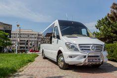 MERCEDES-BENZ Sprinter 516 21 SEATS VIP passagier bestelwagen