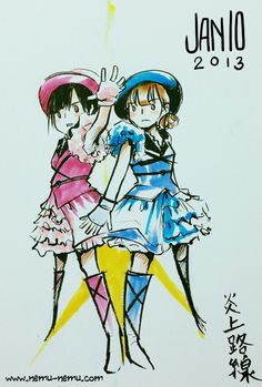 [Sketch] 2013.01.10 - Enjou Rosen (Blazing Line) from AKB48 Team A's 6th stage