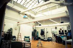 Photography Studio | Natural Light Studio | Studio Tour | Studio Design | Equipment Organization | Prop Closet | Cyclorama Wall