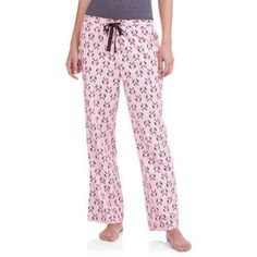 Secret Treasures Women's Flannel Pajama Sleep Pant (Sizes S-3X), Size: Small, Pink