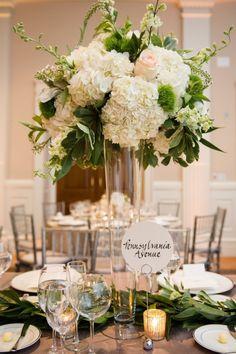 Classy Perfection at Georgetown DC Wedding - MODwedding