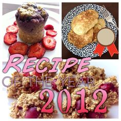 Blogilates 2012 Recipe of the Year!