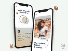 Brand Guidlines, Directory Design, Health App, Mobile App Design, Global Design, Job Opening, Change The World, Branding Design, Digital