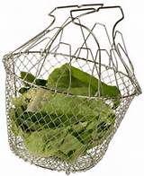 Le panier à salades